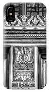 Bronze Crowns In Black IPhone Case