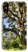 Brookgreen Gardens IPhone Case