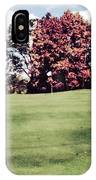 Brookhill Golf Course IPhone Case