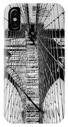 Brooklyn Lines IPhone Case