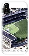 Brooklyn - New York - Flatbush - Ebbets Field - 1940 IPhone Case