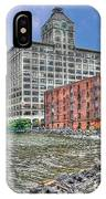 Brooklyn Old Tobacco Warehouse IPhone Case