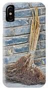 Broom, China IPhone Case