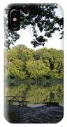 Brother's Fishin' Hole 20140719 IPhone Case