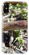Brown Snake IPhone Case