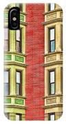 Brownstone Beauty IPhone Case