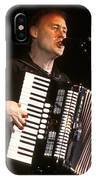 Bruce Hornsby IPhone Case