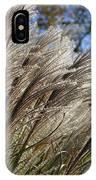 Brushes Of Autumn  IPhone Case