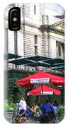 Bryant Park At Noon IPhone Case