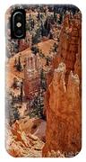 Bryce Canyon 02 IPhone Case