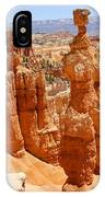 Bryce Canyon 2 IPhone Case