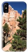 Bryce Canyon Fins IPhone Case
