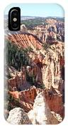 Bryce Canyon Hoodoos Landscape IPhone Case