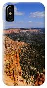Bryce Canyon National Park IPhone X Case