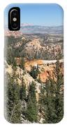 Bryce Canyon Overlook IPhone X Case