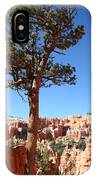 Bryce Canyon Pine IPhone Case