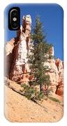 Bryce Canyon Red Fins IPhone Case
