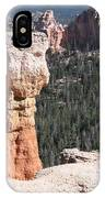 Interesting Bryce Canyon Rockformation IPhone Case