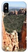 Bryce Canyon - Thors Hammer IPhone Case