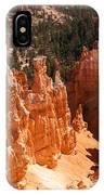 Bryce Canyon Vista IPhone Case