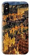 Bryce Glow Panorama IPhone Case