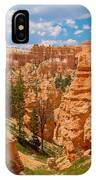 Bryce Hills 6 IPhone Case