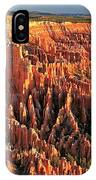 Bryce Morning Lights IPhone Case