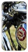 Bsa Rocket Gold Star Motorcycle IPhone Case