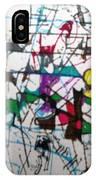 bSeter Elyon 19 IPhone Case