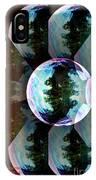 Bubble Illusion Catus 1 No 1 V IPhone Case