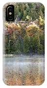 Bubble Pond Acadia National Park IPhone Case