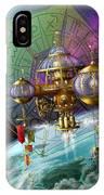 Bubble Telescope IPhone Case