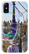 Bubbles Big Ben IPhone Case