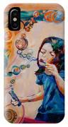 Bubbles Bubble IPhone Case