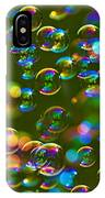 Bubbles Bubbles And More Bubbles IPhone Case