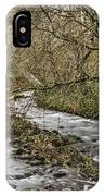 Bubbling Water IPhone Case