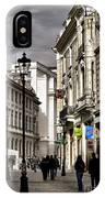 Bucharest The Little Paris IPhone Case