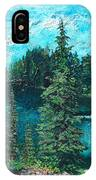 Buck Lake IPhone Case