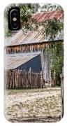 Buck Ranch Barn IPhone Case