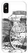 Buckboard IPhone Case