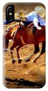 Bucking Broncos Rodeo Time IPhone Case