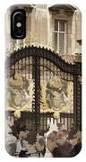 Buckingham Palace Gates IPhone Case