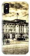 Buckingham Palace Vintage IPhone Case