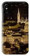 Budapest Castle IPhone Case