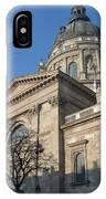 Budapest Opera House IPhone Case