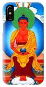 Buddha Of Infinite Light 39 IPhone Case