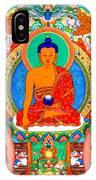 Buddha Shakyamuni 1 IPhone Case