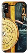 Buddhist Gong IPhone Case