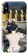 Buddist Shrine IPhone Case