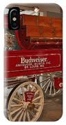 Budweiser Anheuser Busch Wagon IPhone Case